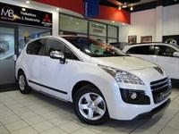 Used Peugeot 3008 e-HDi Hybrid4 SR EGC [99g/km] Auto *SAT NAV*LOW MILEAGE*
