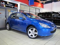 Used Peugeot 307 XSi [AC] *SPORTS LEATHER SEATS*