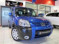 Used Peugeot Partner Combi HDi Escapade *LOW MILEAGE*