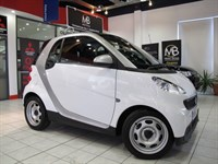 Used Smart Car Fortwo Coupe Pure mhd Auto *NO ROAD TAX**VERY LOW MILEAGE**FULL LEATHER**LOW INSURANCE*