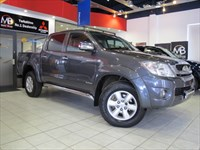 Used Toyota Hilux INVINCIBLE D-4D 4X4Auto *FULL LEATHER*