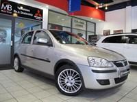 Used Vauxhall Corsa 1.2i 16V SXi [80] *LOW MILEAGE*A FINE EXAMPLE*