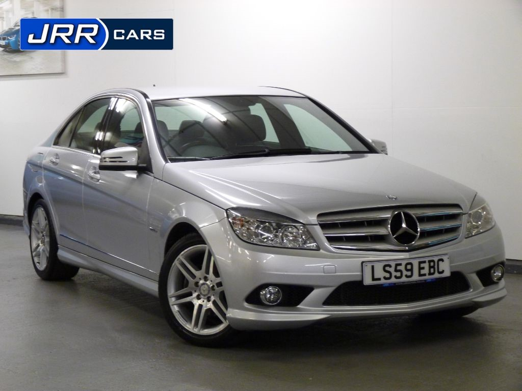 used mercedes c class c250 cdi blueefficiency sport for. Black Bedroom Furniture Sets. Home Design Ideas
