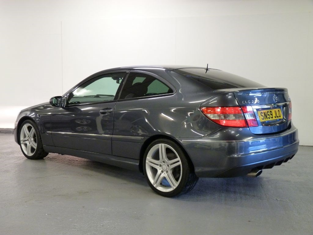 Usedmercedes clc class clc220 cdi sport for sale in lancashire - Mercedes clc coupe for sale ...