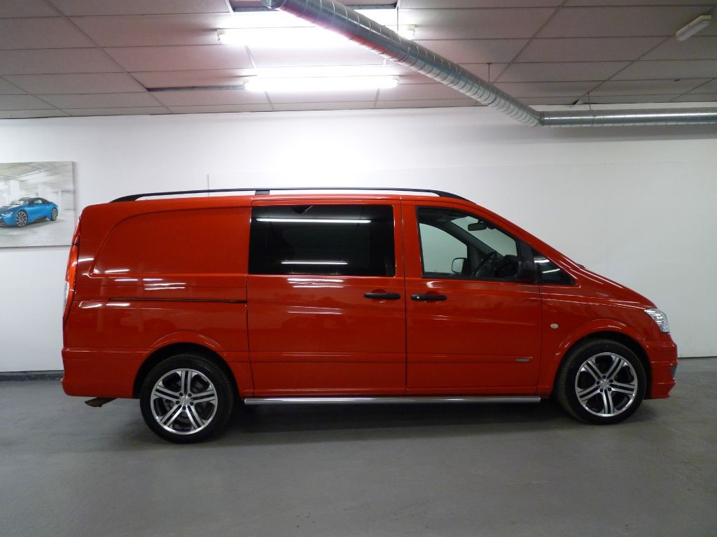 used mercedes vito 122 cdi dualiner lwb for sale in lancashire. Black Bedroom Furniture Sets. Home Design Ideas