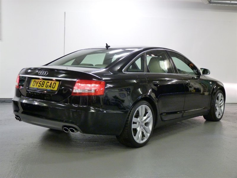used audi a6 s6 v10 for sale in lancashire. Black Bedroom Furniture Sets. Home Design Ideas