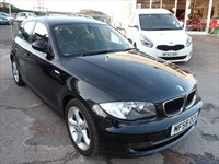 Used BMW 118d EDITION ES 2008 (58)