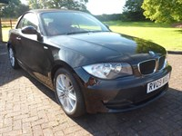 Used BMW 118i SE with Leather 2009