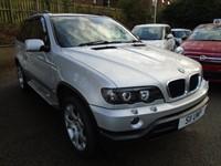 Used BMW X5 D SPORT 2003 (53)