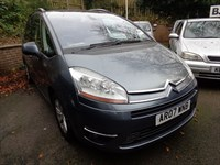 Used Citroen C4 Grand Picasso EXCLUSIVE HDI EGS 2007