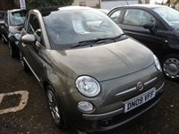 Used Fiat 500 BY DIESEL 2009