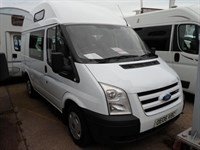 Used Ford Transit Campervan High Top SWB LR 2006