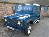 Used Land Rover Defender 90 TDI
