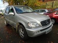 Used Mercedes ML270 CDI 2002 (52)