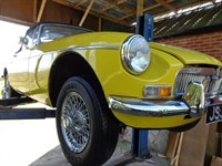 Used MG MGB ROADSTER 1.8 WITH OVERDRIVE