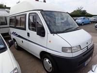 Used Peugeot Boxer Campervan 270 S