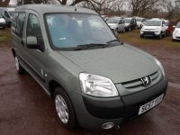 Used Peugeot Partner Combi TOTEM Disability Ramp 2008 (57)