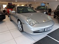 Used Porsche 911 Carrera 4 - Only 58,349 miles