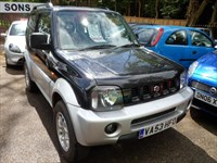 Used Suzuki Jimny JLX 2003