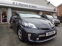 Used Toyota Prius PLUG-IN HYBRID - ONLY 350 MILES - 2013