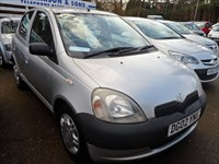 Used Toyota Yaris GS VVT-I 2002