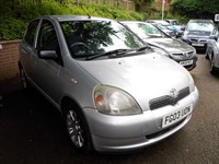 Used Toyota Yaris GS VVT-I 2003