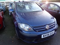 Used VW Golf Plus S TDI 2006