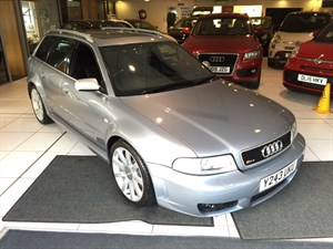 used Audi A4 RS4 AVANT QUATTRO in staffordshire