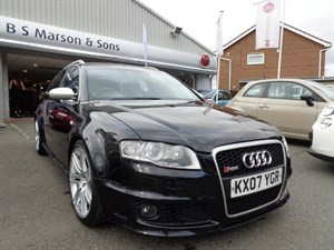 used Audi A4 RS4 QUATTRO 2007 in staffordshire