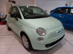 used Fiat 500 POP in staffordshire