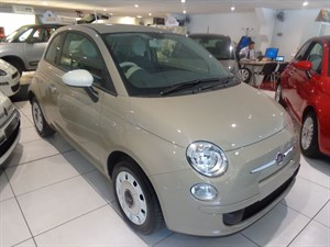 used Fiat 500 Colour Therapy in staffordshire