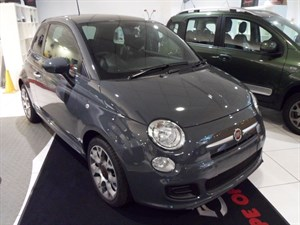 used Fiat 500 Twin S in staffordshire