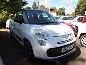 used Fiat 500 L POP STAR 2013 in staffordshire