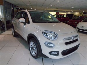used Fiat 500 X in staffordshire