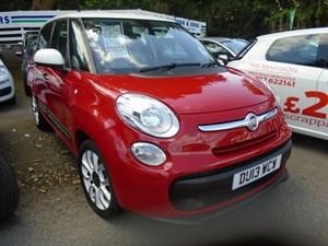 used Fiat 500L MULTIJET POP STAR 2013 in staffordshire