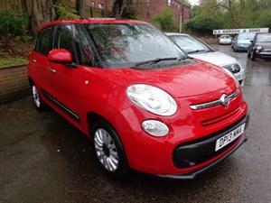 used Fiat 500L POP STAR 2013 in staffordshire