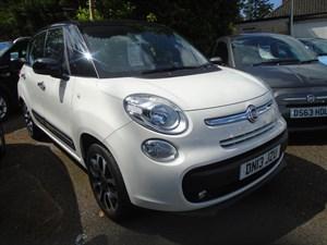 used Fiat 500L POP STAR in staffordshire