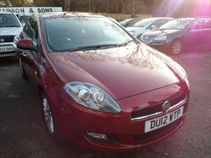 used Fiat Bravo MULTIJET MYLIFE 2012 in staffordshire