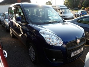 used Fiat Doblo MULTIJET MYLIFE 2013 in staffordshire