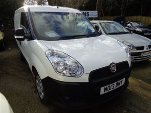 used Fiat Doblo CARGO 16V MULTIJET SWB 2013 in staffordshire