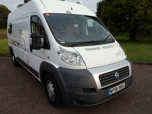 used Fiat Ducato  MULTIJET DIESEL CAMPERVAN in staffordshire