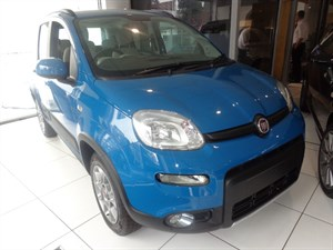 used Fiat Panda 4x4 in staffordshire
