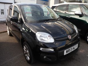 used Fiat Panda TWINAIR LOUNGE DUALOGIC 2013 in staffordshire