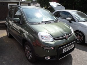 used Fiat Panda TWINAIR 2013 (63) in staffordshire