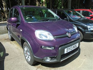 used Fiat Panda TWINAIR 2013 in staffordshire