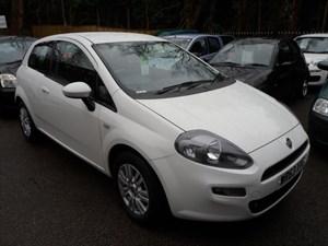 used Fiat Punto MULTIJET LOUNGE 2014 (63) in staffordshire