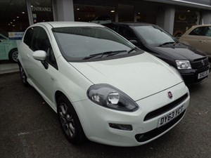 used Fiat Punto GBT 2013 in staffordshire