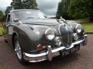 used Jaguar Mark II  in staffordshire