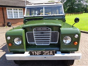 used Land Rover  88 SAFARI in staffordshire