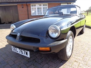 used MG MGB ROADSTER  in staffordshire